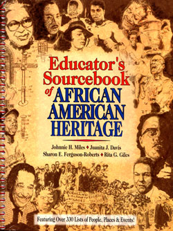 Complete book of lists of African-Americans who have contributed to the success of their country.
