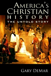 History-bashing has become a favorite hobby of psuedo-intellectuals in our time, especially where Christianity has played a prominent role in the shaping of past events. Gary DeMar, by scholarly documentation and clear writing, sets the historical facts straight regarding America's Christian roots.