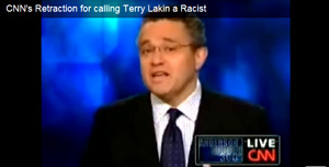 """Mr. Toobin's statement is patently false,"" Jensen's letter said. ""LTC Lakin is neither irrational, a racist, a bigot, a freak, or a lunatic. Nor is there any rational basis to conclude he is any of these things, which of course was Mr. Cooper's point. Mr. Toobin, unlike Mr. Cooper, made this statement without ever speaking with LTC Lakin (or likely anyone that knows him.)"
