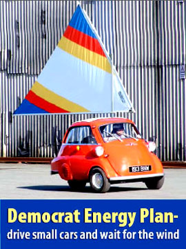 Democrats Go On Vacation While Republicans Stay To Fight For Energy Independence.