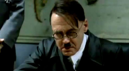 Hitler Finds Out Scott Brown Won Massachusetts Senate Seat.