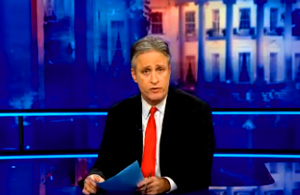 Jon Stewart investigates the 2012 DNC's mission that it is the party of inclusion.
