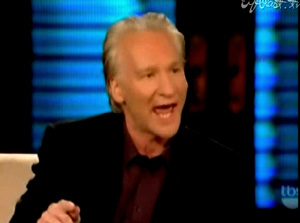 """Just when you thought Bill Maher's pretentious ego couldn't inflate any more."""