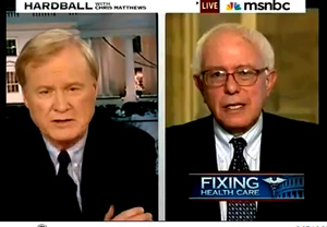 Matthews without blinking an eye refers to Saul Alinsky as an American 60s hero!  No wonder he loves Obama and Clinton.  The media is in the tank with the liberal progressives again and again and again.  The hell with the people, eh?  Journalists need to go back to their blue collars when they had served their nation rather than feeding off it.