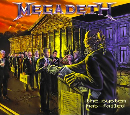 "Megadeth's tenth studio album was critically hailed as a brilliant return to form which Revolver described in a four-star review as ""Megadeth's most vengeful, poignant and musically complex offering since 1992's Countdown To Extinction""."