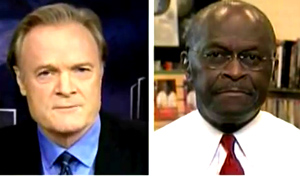 MSNBC: Is Herman Cain for real?!