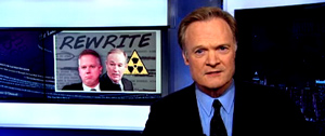 Wacky MSNBC Segment: Lawrence O'Donnell Begs for Viewers While Blasting Beck & Bible