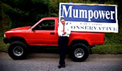 Dr. Carl Mumpower, former U.S. House candidate, offers a weekday one-minute podcast combining politics, psychology, and conservative values for our lives.