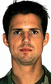 Army Sgt. 1st Class Christopher J. Speer, died in August 2002 in Afghanistan.