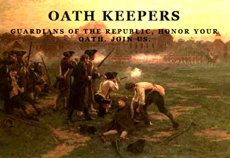 "Military, Veterans, and peace officers who will honor their oaths to defend the Constitution, will NOT ""just follow orders,"" will stand for liberty, and will save the Republic, so help us God. Our motto is: ""Not on our Watch!"""