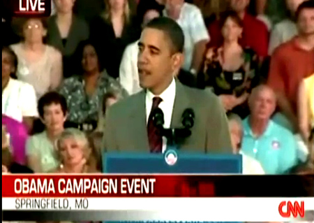 Candidate Obama continued his BS in 2008 said he felt the people's pain when gas was around $2.50 a gallon, saying hard working Americans couldn't get to their job.