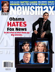 Obama agrees to a secret meeting at New York's posh Waldorf Astoria hotel with the head of Fox News, Roger Ailes and other top honchos of their parent company News Corp.   The meeting goes into meltdown mode as a finger wagging Obama furiously vents his anger against Fox and their top conservative host Sean Hannity.