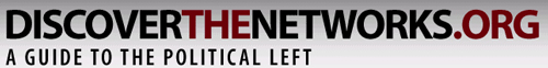 "This site is a ""Guide to the Political Left."" It identifies the individuals and organizations that make up the left and also the institutions that fund and sustain it; it maps the paths through which the left exerts its influence on the larger body politic."