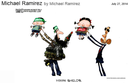 Mr. Ramirez is a Lincoln Fellow and has won several awards during his career, including the 1994 Pulitzer Prize, the UCI Medal from the University of California, Irvine and the Sigma Delta Chi Awards in 1995 and 1997. He has been the editorial cartoonist of the Los Angeles Times, the Commercial Appeal and USA Today, and is nationally syndicated in over 450 newspapers around the world.