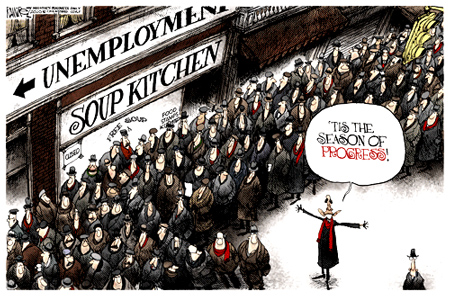 Click on Graphic to see more cartoons from Michael Ramirez.