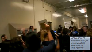 Tom Tancredo Event UNC Shut Down By Violence.